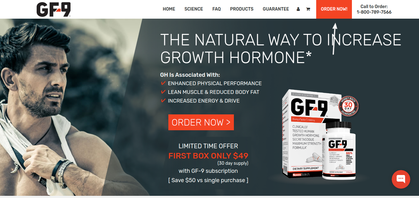 Growth Factor 9 Order