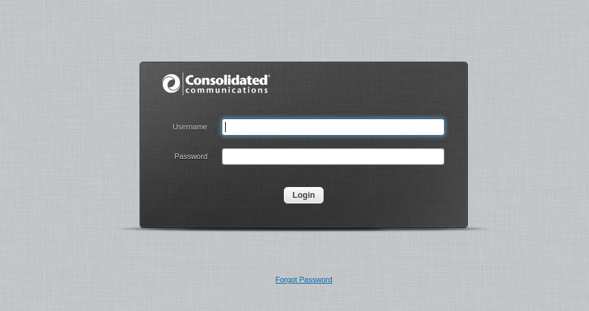 Consolidated Communications Webmail Login