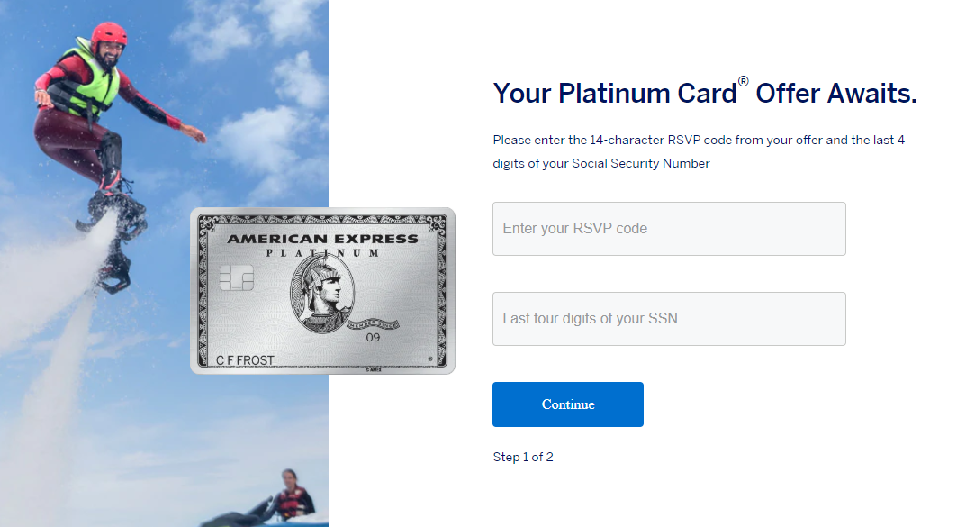 American Express Credit Card Upgrade